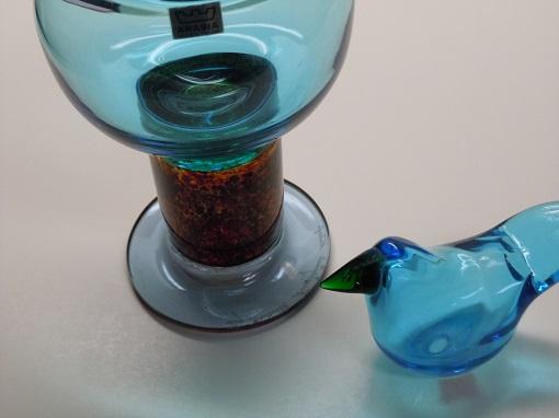 トリと花瓶01.JPG
