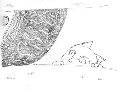 猫とタイヤ.jpg